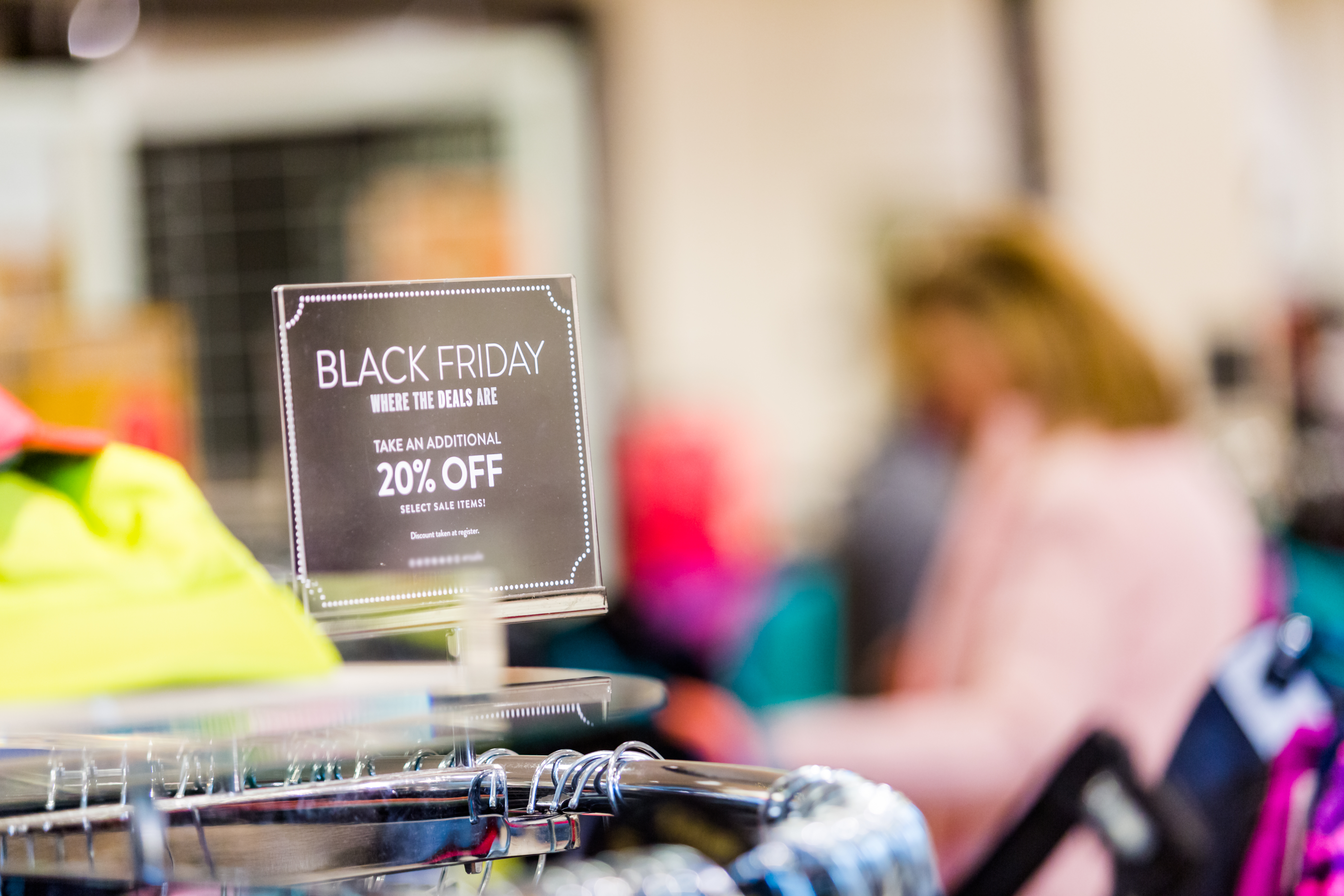 Black Friday: How To Shop Safely