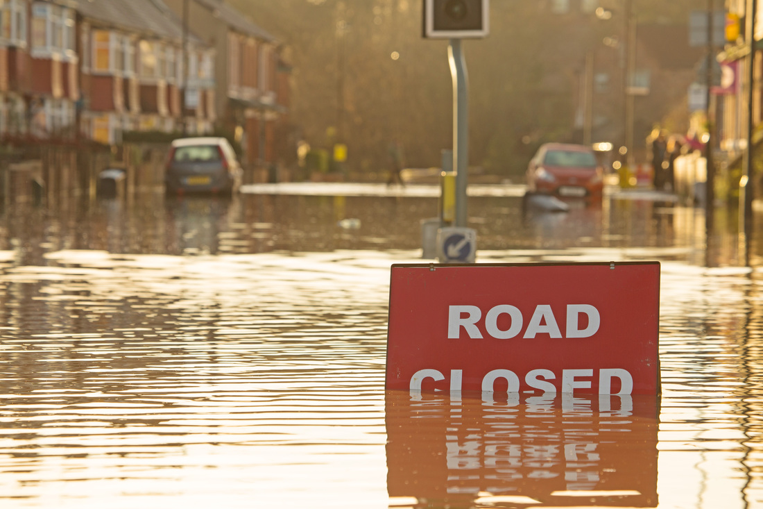 Even those who live well inland need to be mindful that they too can be affected by Mother Nature's wrath, especially when it comes to flooding.