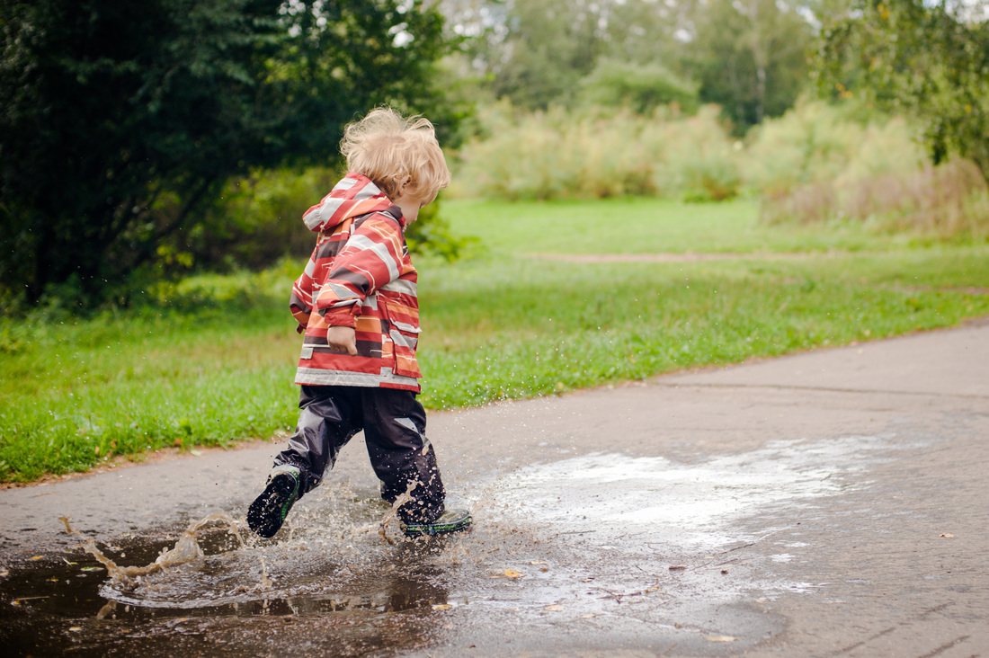 Keep Children Safe in the Event of a Flood