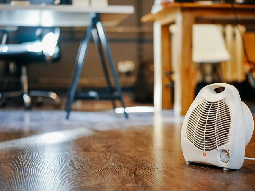 Make sure you're using your space heater correctly.