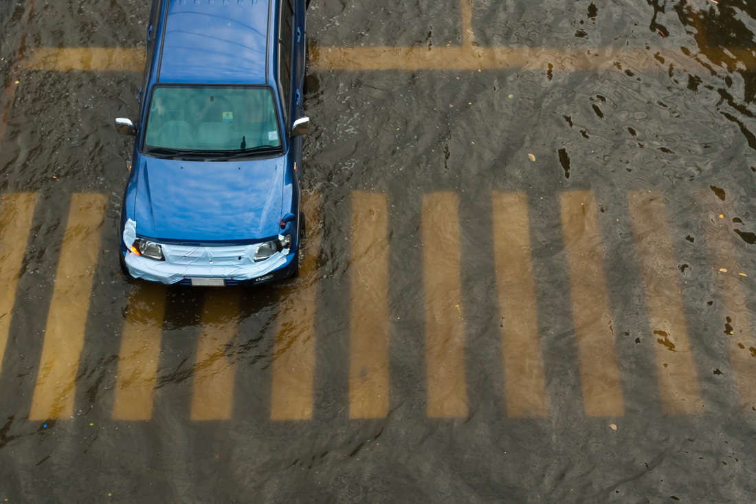 Flash Flooding: Safe Driving Tips