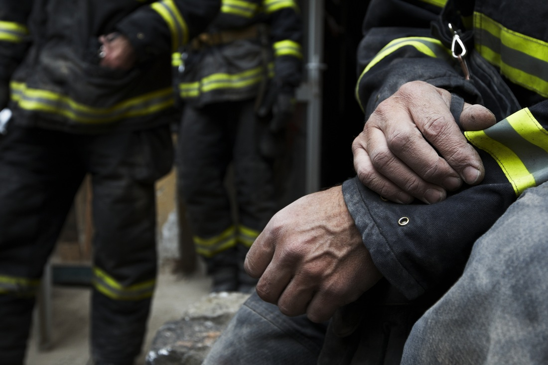 Firefighters are some of the most heroic public servants.