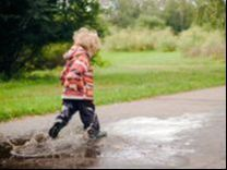Children - especially when very young - tend to be the most at risk of succumbing to the inherent dangers of floods.