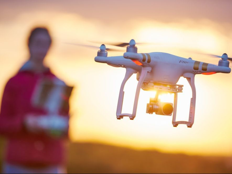 Drones: Understanding the Safety & Liability Risks
