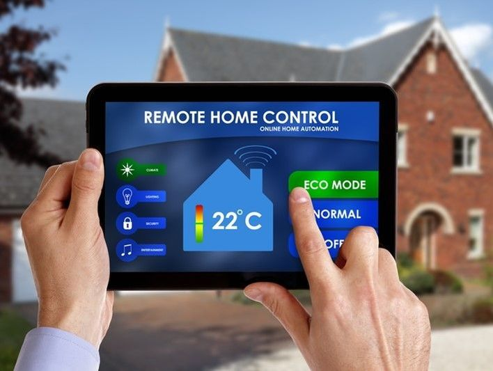 Let's take a look at some of the key considerations involved in home-monitoring and automation apps.