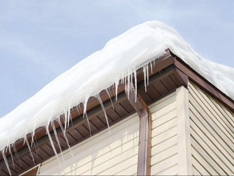 Ice Dams on Homes: Why They Form and What to Do About Them
