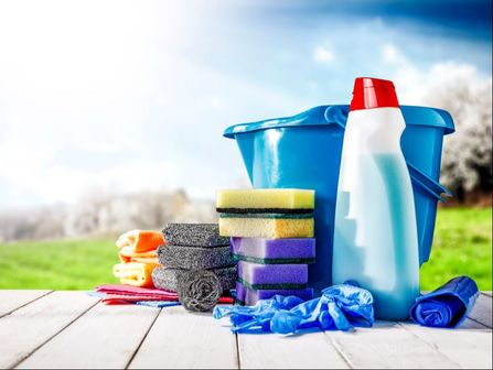 For many Americans, spring is the signal to begin cleaning up, cleaning out, and getting the house and yard ready for the summer months.