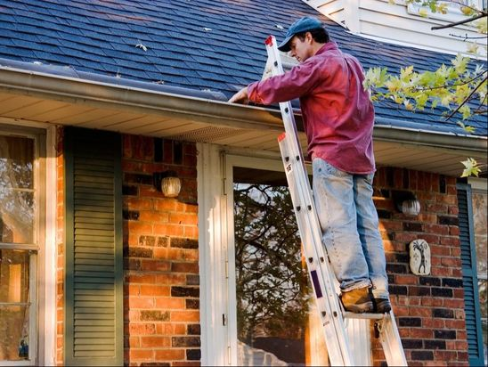 To best refresh your home's exterior, and interior, after the winter weather, here are a few typical problem areas to look at.