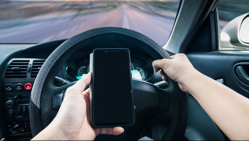 With the rise of mobile device usage, distracted driving is a significant problem.