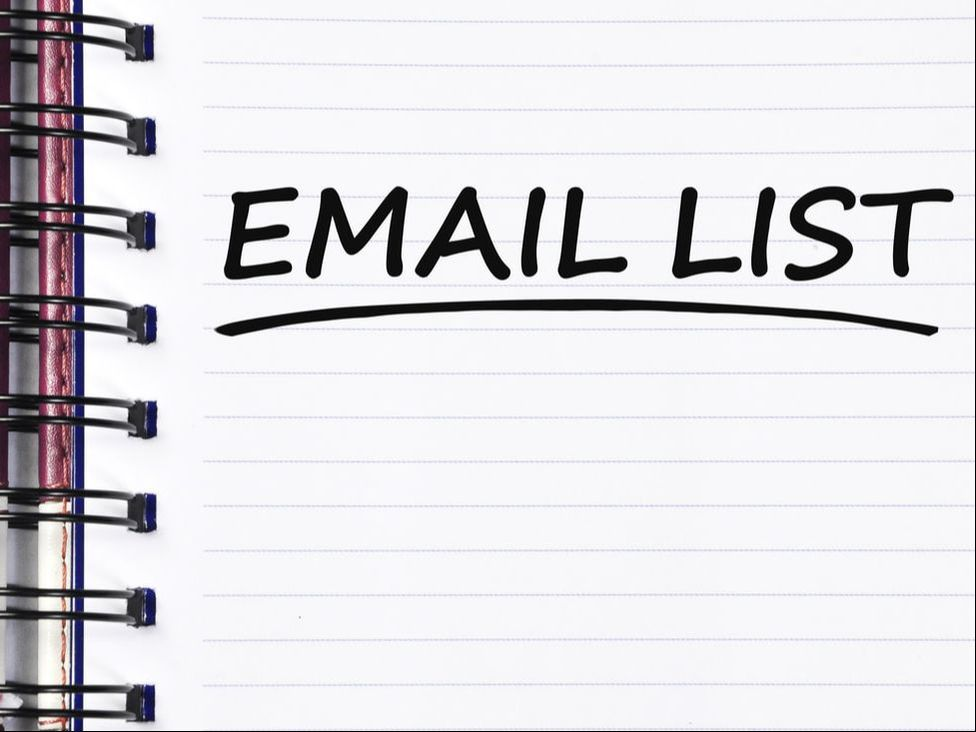 The Secret to Great Email Lists