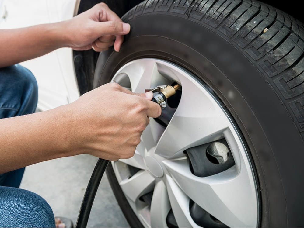Checking the integrity of your tires can prolong the life of your tires and lower your risk on the road.