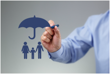 Umbrella insurance serves as an extra layer of protection during situations in which you may be liable.