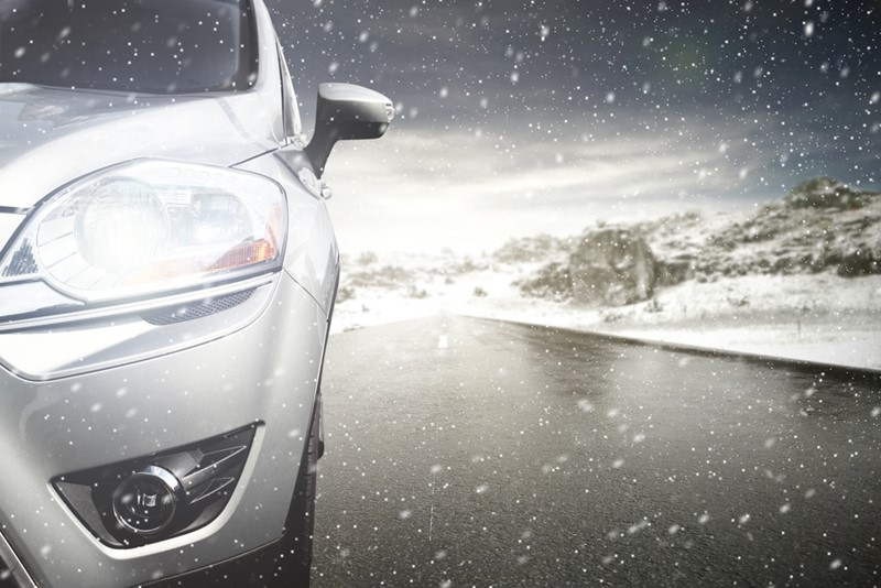 Black Ice & More: Winter Driving-Safety Tips