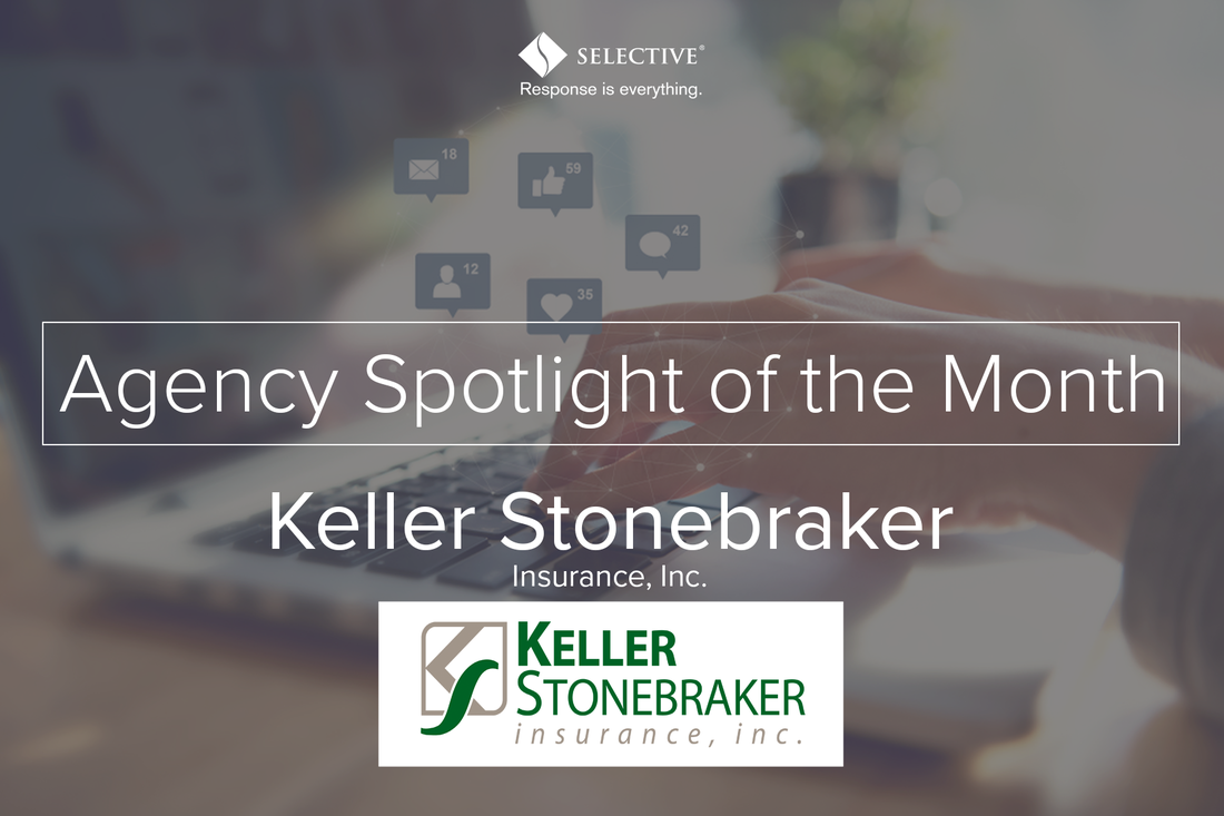Get an inside look at how Keller Stonebraker uses social media to benefit their business.
