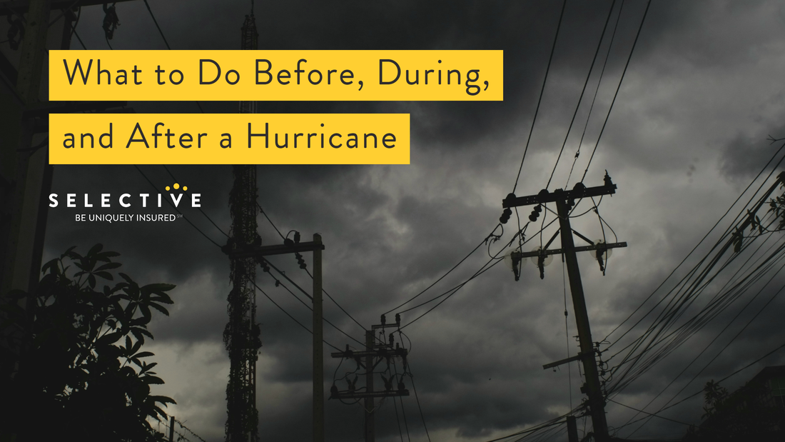Hurricanes can leave you vulnerable to major losses.