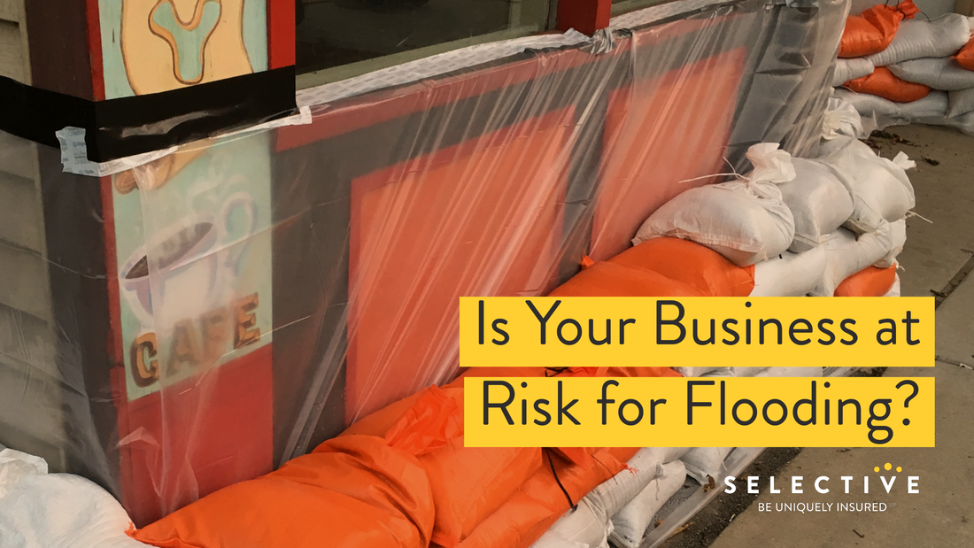 There's one determination that every business owner - regardless of their industry - needs to assess each year: how much flood insurance to purchase.