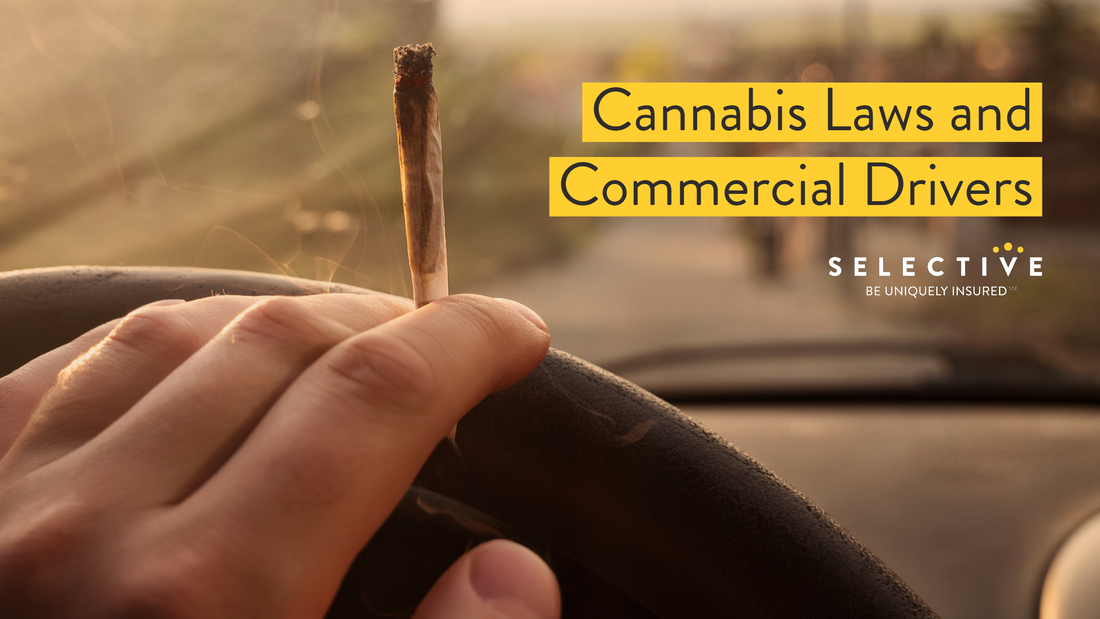 The use of Marijuana by a commercial driver utilizing a commercial driver's license is prohibited, regardless of whether the weed or pot was taken for recreational or medical purposes, or whether or not marijuana use was legal in the applicable state.
