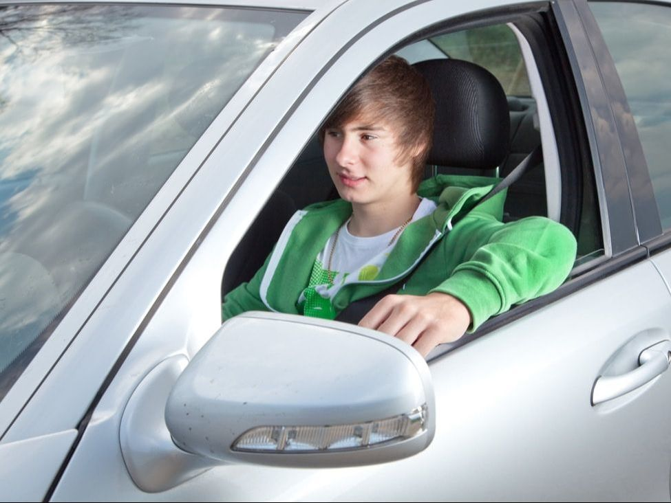 You may want to act preemptively and select a first car for your teenager that comes equipped with systems allowing you to monitor their motoring habits.