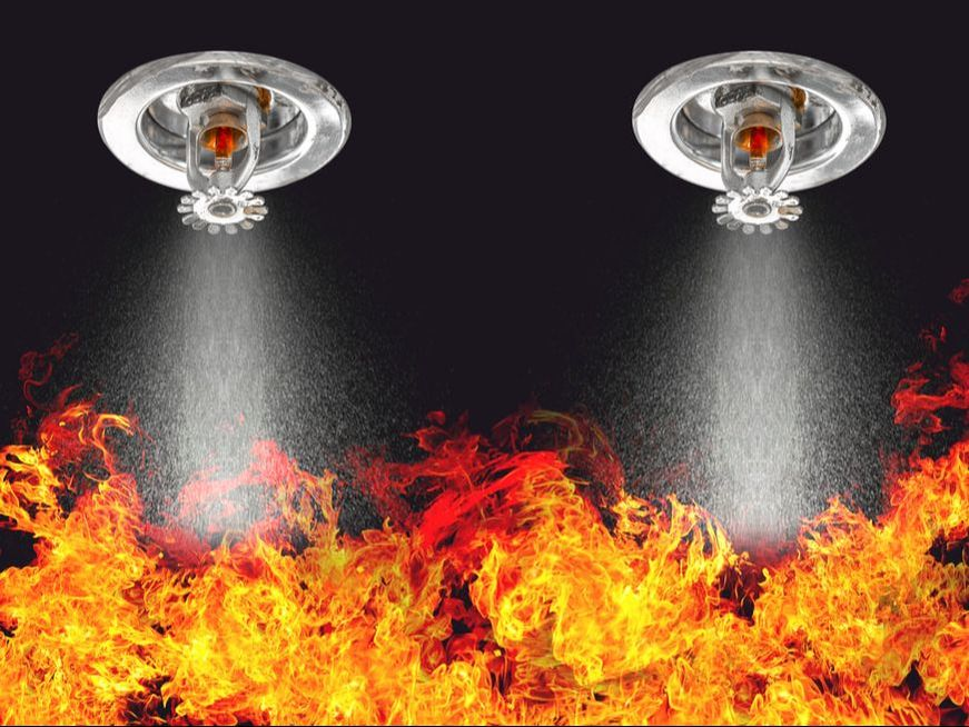 Sprinklers and other fire prevention systems require maintenance to operate effectively and protect your business, employees, home and family from the devastating effects of a fire.