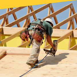Training nail gun operators properly is a necessary step for preventing nail gun injuries.