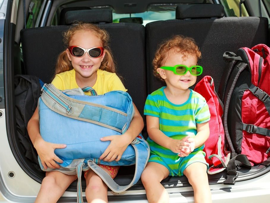 ​A road trip can make for a great family vacation this summer, but what if your current vehicle isn't exactly up to the demands?