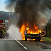 Mobile equipment like tractors, bulldozers, excavators and others are also prone to the risks of vehicle fire.