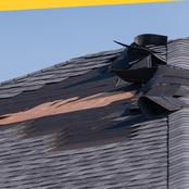 Wind damage can severely impact roofing if not properly maintained.