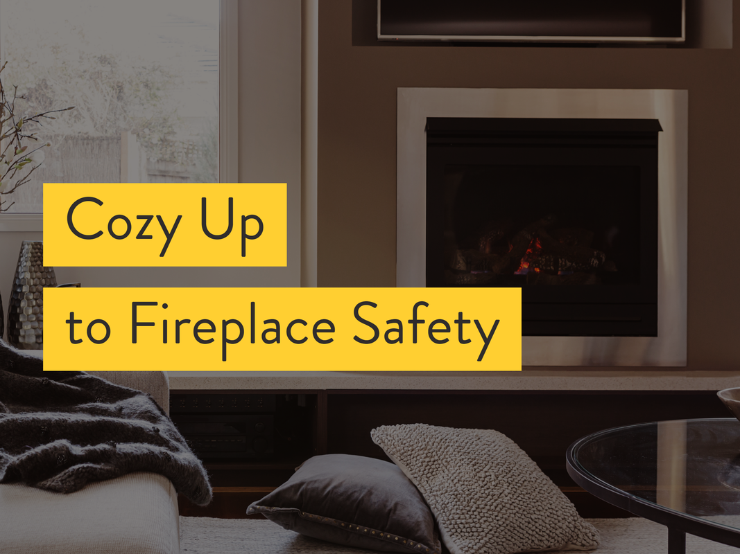 Cozy up to fireplace safety with these safety tips for all types of fireplaces.
