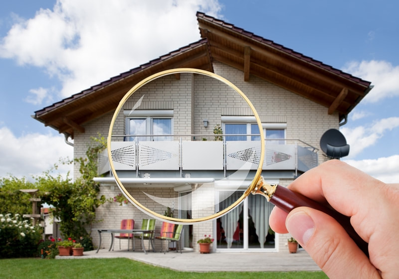 Inspections are among the most important aspects of purchasing a new home. ​