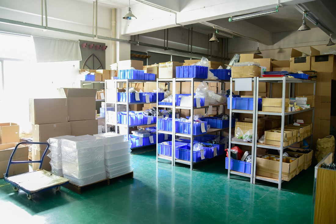 Let's look at four risks to small business inventory and what might be done to manage them