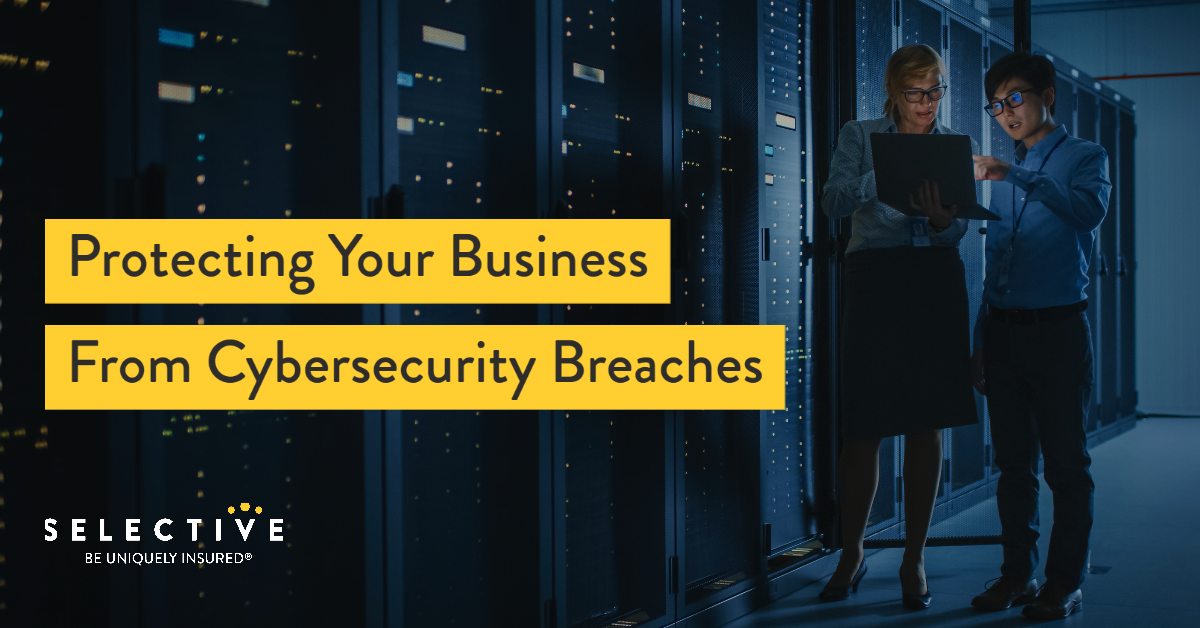 Here are five common questions business owners and nonprofit organizations face about cybersecurity breaches.