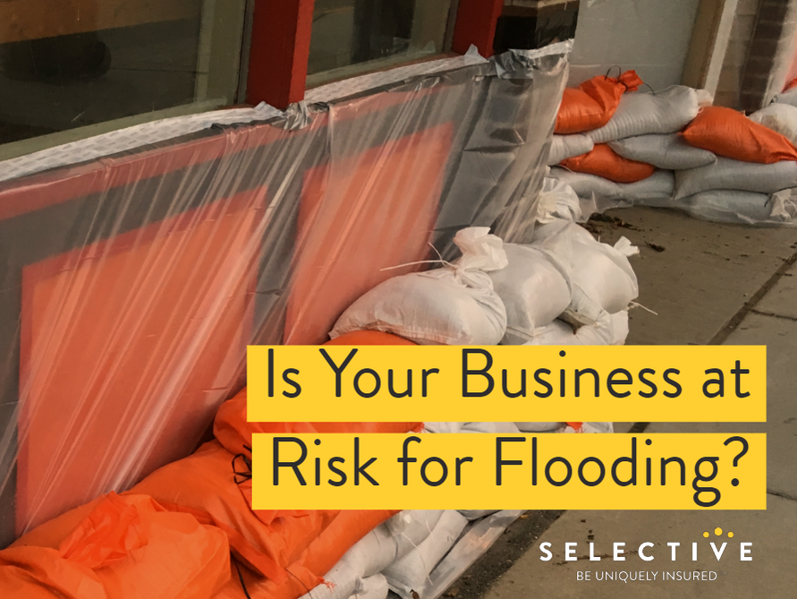 Beyond the physical damage a flood can do to a building, a flood can also ruin inventory, contents and important documents located in the building during the time of a loss.