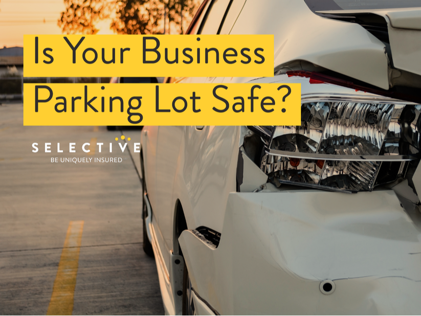 Is your business parking lot safe?