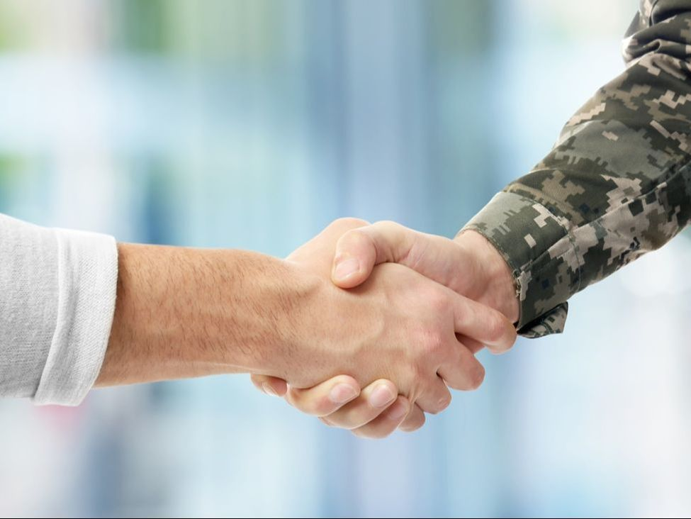 Commit to Hiring Veterans This Armed Forces Day