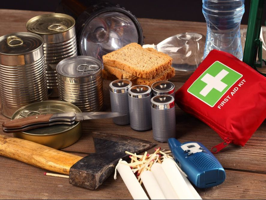​A properly prepared kit can help you and your family respond readily.