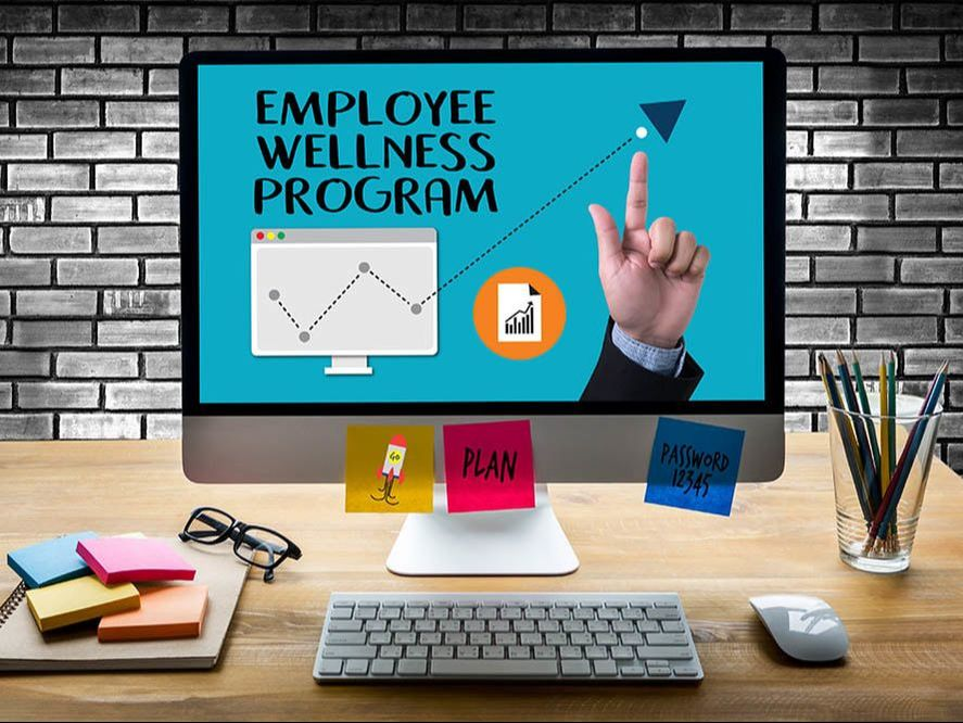 Keep your staff and business healthy with an employee wellness program.