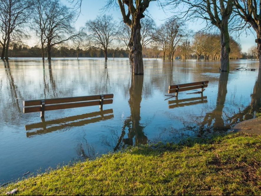 Flooding can be a devastating event. In one fell swoop, water can take out everything from a home's foundation to all the possessions a family owns.