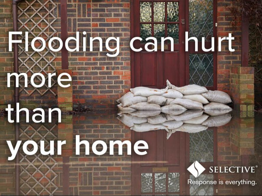 The impact of flooding goes beyond simple property damage.