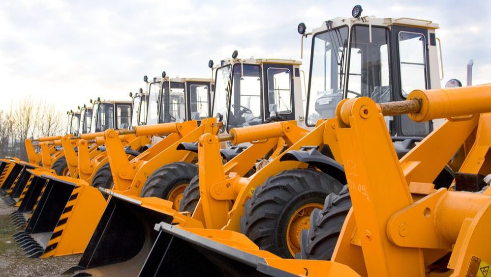 Heavy equipment, by definition, can present a serious safety hazard on any work site.