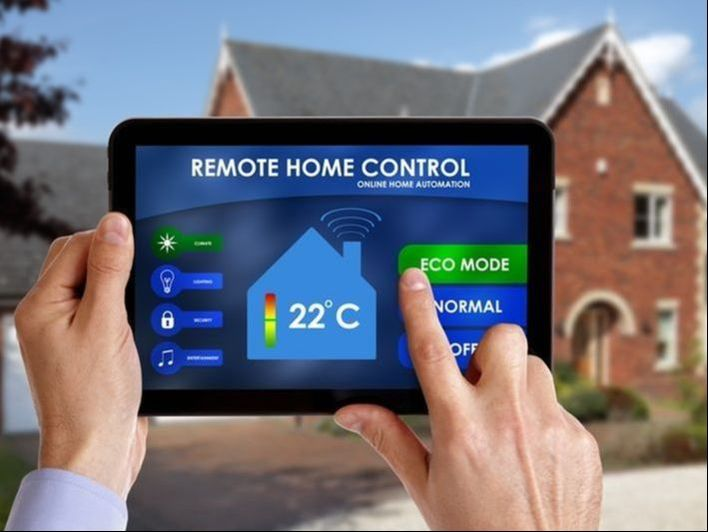​As most everything can be done on a smartphone, it should be no surprise there is now a proverbial universe of apps available that allow you to control various elements of your house.