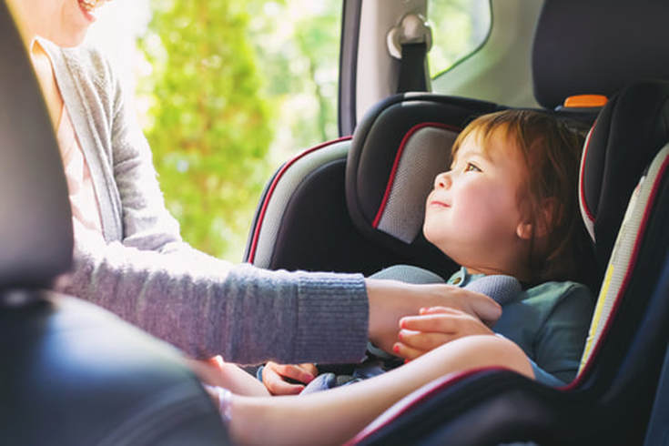 As temperatures rise, so do instances of kids' being left in hot cars.
