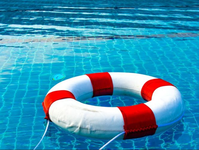 Pools can be a fun summertime activity, but require precautions to maintain proper safety standards.