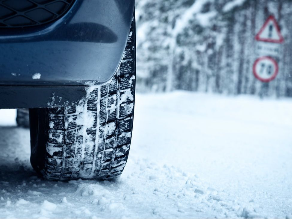 Winter can be a treacherous time for travel - be sure your car is ready.