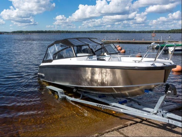 Winterizing a boat by storing it at a marina or another location out of the water is an important part of maintaining its value.