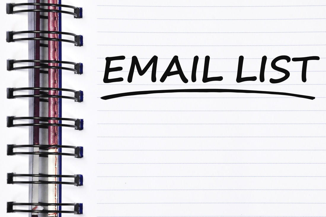 The Secrets to Email Lists