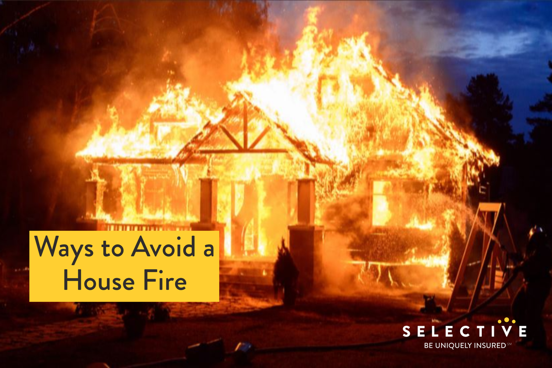 The following are frequent causes of home fires in the United States and how to reduce your risk.