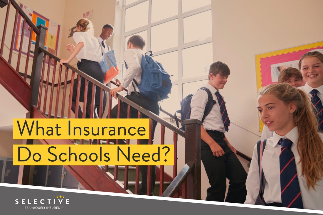 What kind of insurance requirements and risks should private schools consider?