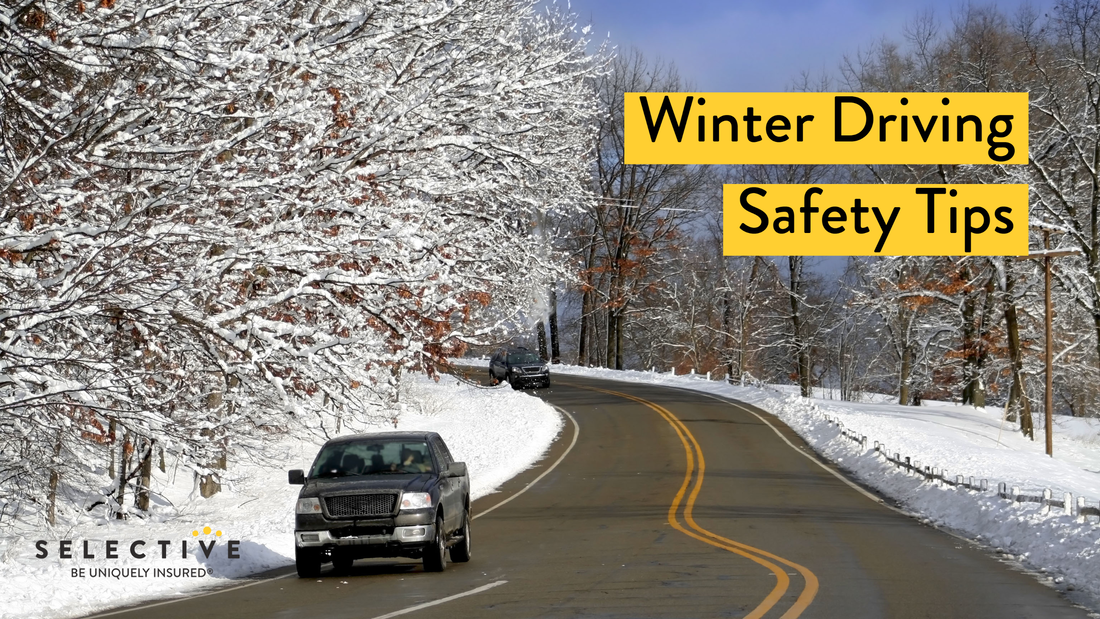 Let's take a look at how you can keep yourself, your family and your vehicle safe when the roads become hazardous due to extreme weather.
