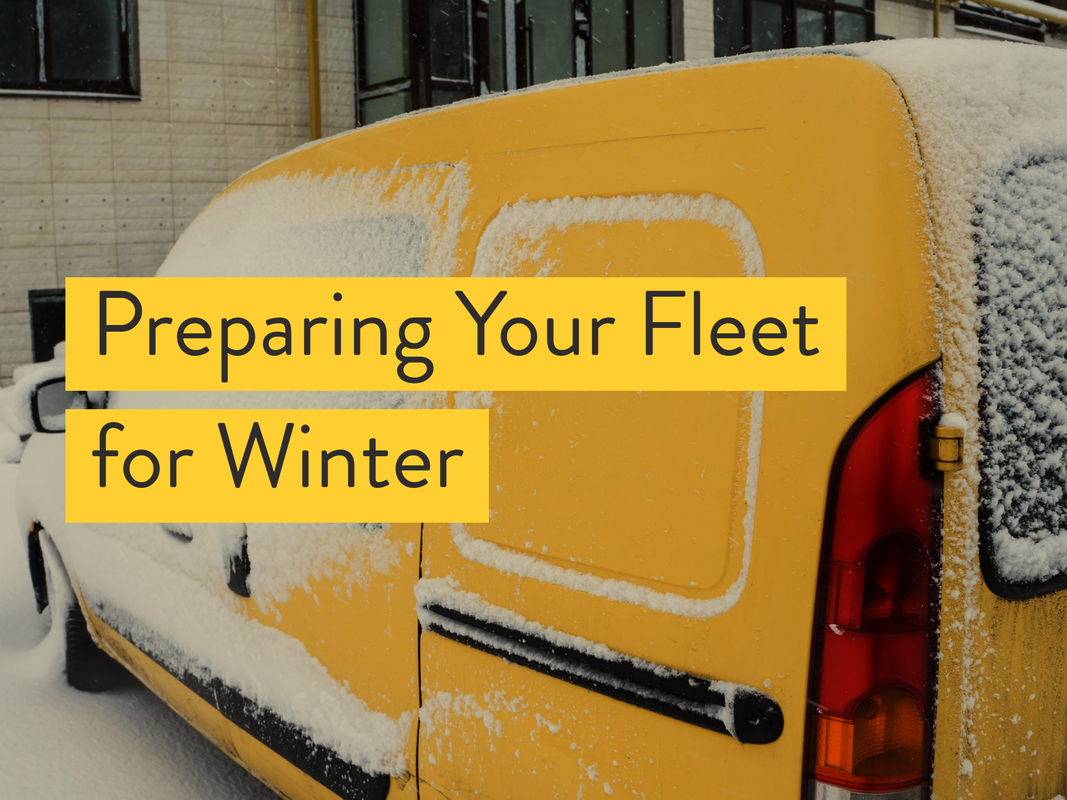 Prepare your business's fleet vehicles for winter with these tips.