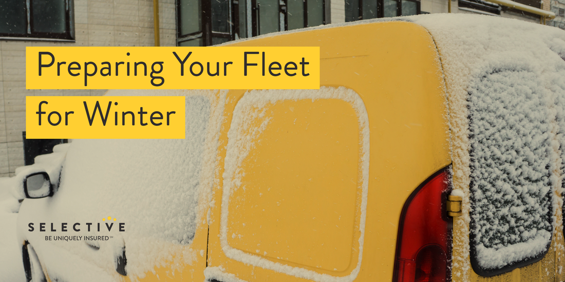 To minimize this risk and reduce your overall fleet expenses this winter, here are five areas of your vehicles to inspect and fix before cold weather sets in.